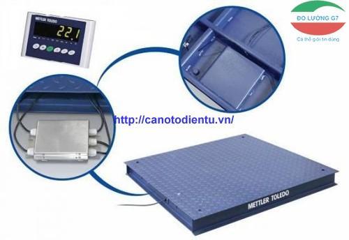 Cân sàn điện tử 1 tấn | Cân sàn 1 tấn TOLEDO
