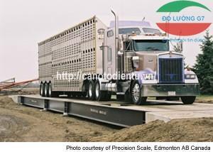 Trạm cân ôtô 150 tấn | Bảng giá cân ôtô 150 tấn