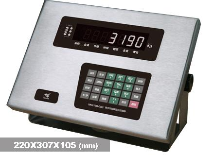BỘ CHỈ THỊ XK3190 - DS3 | Digital XK3190 - DS3