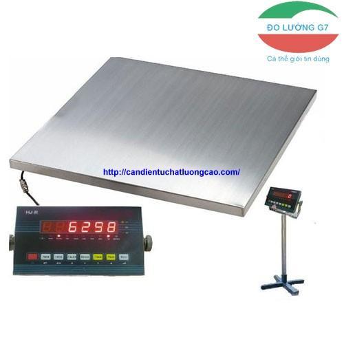 Cân sàn điện tử 1 tấn - 5 tấn Shinko HJ-R